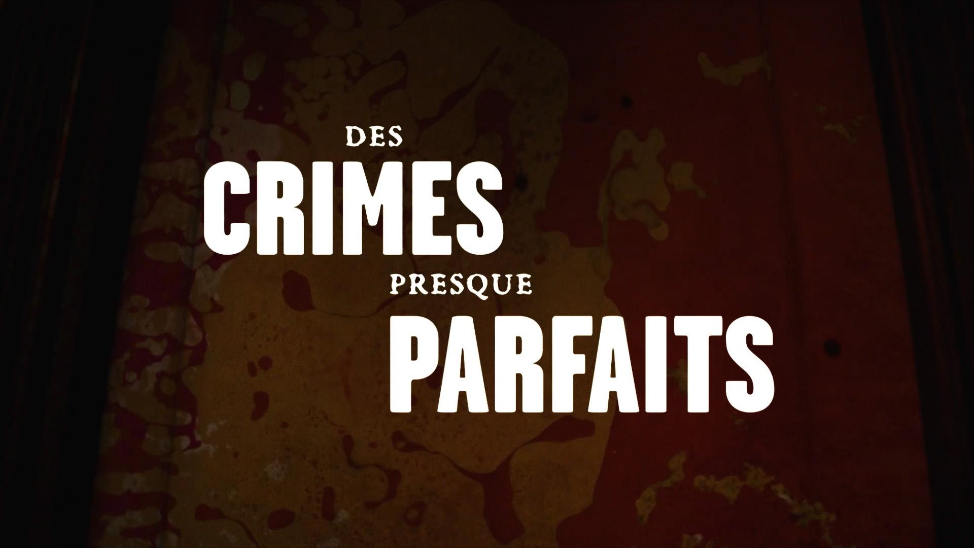 Des Crimes Presque Parfaits